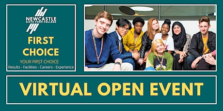 Virtual Open Event - February 2021 tickets
