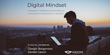 Digital Mindset biglietti