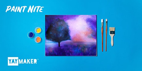Virtual: Family Paint Party tickets
