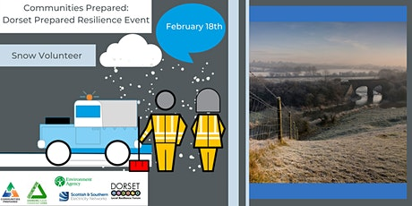 Snow Volunteer: Dorset Prepared Resilience Event tickets