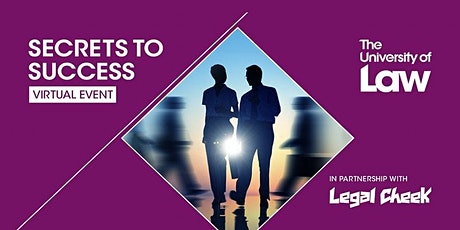 Secrets to Success South West — with leading law firms and ULaw tickets