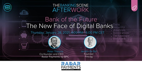 The Banking Scene Afterwork January 28 Tickets