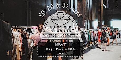 Vintage Kilo Market - LYON tickets