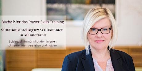 Training Situationsintelligenz: Willkommen in Männerland Tickets