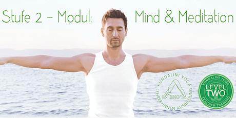 Mind & Meditation WE.2 Tickets