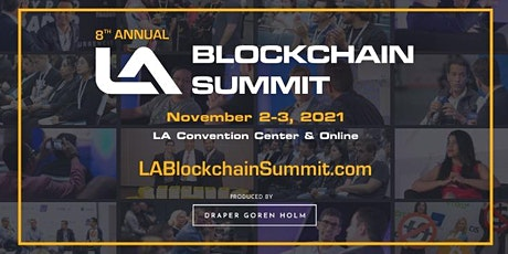 LA Blockchain Summit 2021 tickets