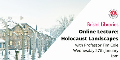 Online Lecture: Holocaust Memorial Day tickets