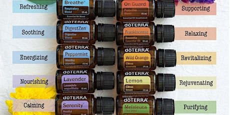 Essential Oils for Health & Healing Online Workshop tickets