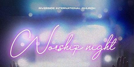 Youth Worship Night bilhetes