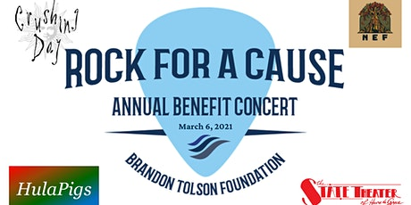 1st Annual Rock For A Cause Benefit Concert tickets