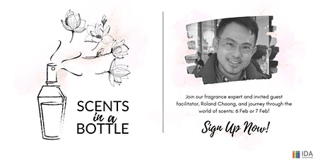 (Pair) Scents in a Bottle: A Fragrance Seminar tickets