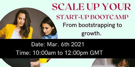 SCALE UP your START UP tickets