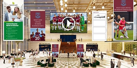 SMEcosystem 21 Virtual Conference with West Ham United Women & Bartercard tickets