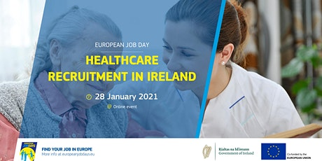 Online Recruitment Event for the Healthcare Sector in Ireland tickets
