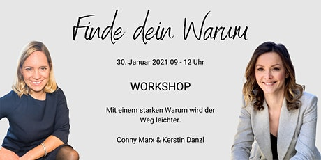 Finde dein Warum - Der Workshop Tickets