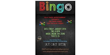 The Phair Games - BINGO (East Coast) Edition tickets