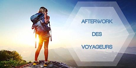 Soirée internationale - L'Afterwork du Voyageur billets