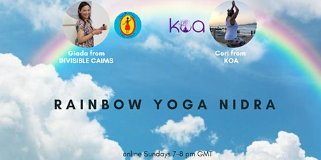 Rainbow Yoga Nidra And Meditation tickets