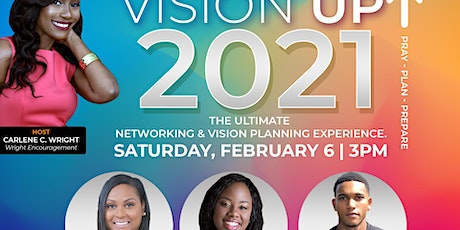 Vision Up 2021 - The Ultimate Networking & Vision Planning Experience tickets