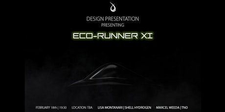 Design Presentatie Eco-Runner Team TU Delft tickets