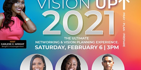Vision  Up 2021 Sponsors - The Ultimate Networking & Vision Planning Event tickets
