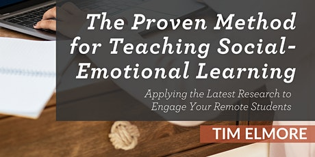 """The Proven Method for Teaching SEL"" eBook Launch Party tickets"