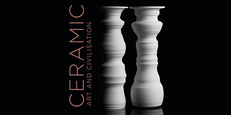 TALK & BOOK LAUNCH: Ceramic, Art and Civilisation with Paul Greenhalgh Tickets