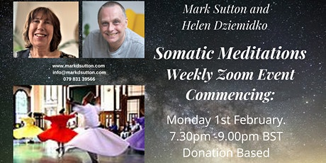 Somatic Meditations tickets