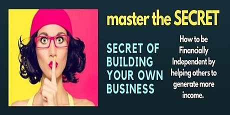 Master the Secret to Financial Success tickets