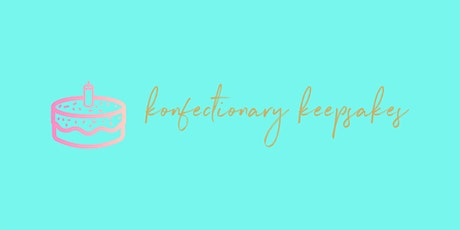 Baking with Konfectionary Keepsakes tickets