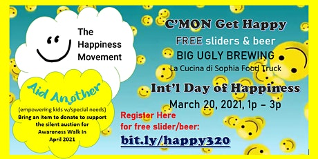 International Day of Happiness tickets