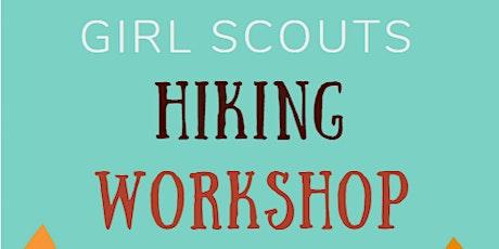 Hiking Workshop for girls in Johnson City/Washington County TN tickets