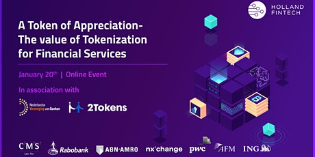 A Token of Appreciation - The Value of Tokenization for Financial Services tickets