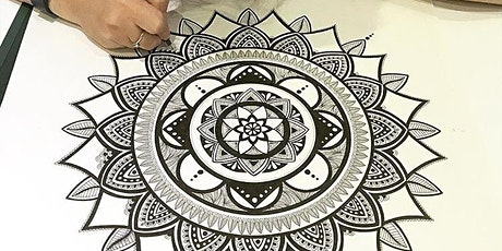 Drawing Mandalas tickets