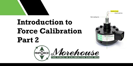Introduction to Force Calibration, Part 2 tickets