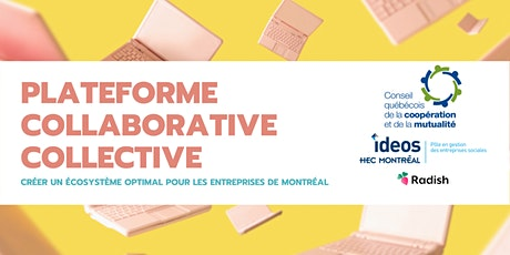 Plateforme collaborative collective 101 x IDEOS billets