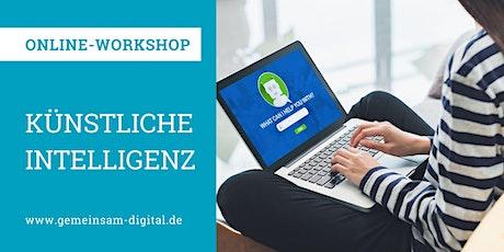 Künstliche Intelligenz für Unternehmen | 3-tägiger Online-Workshop Tickets
