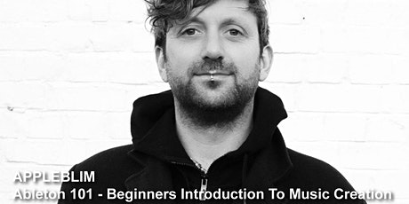 Ableton 101 - 6 week online begginer course with Appleblim biglietti