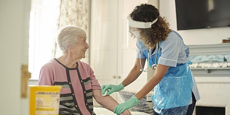 Nursing a Pandemic: Care Homes tickets