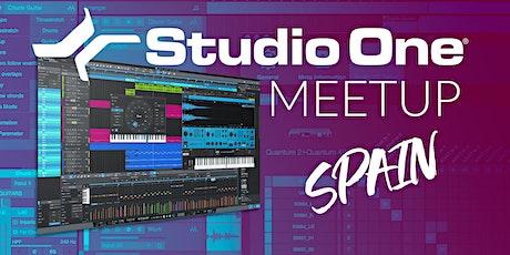 Studio One E-Meetup - Spain entradas
