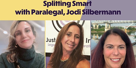 Join us for Splitting Smart with Jodi Silbermann on Divorce Lingo 101 tickets