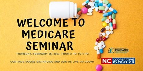 Welcome to Medicare Seminar tickets