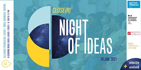 Night of Ideas 2021: Lagos tickets