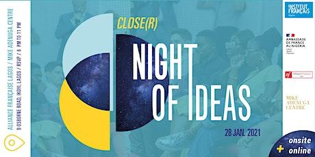 Night of Ideas 2021: Lagos tickets