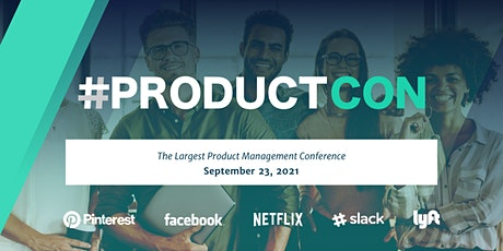 #ProductCon Online: The Largest Product Management Conference biglietti