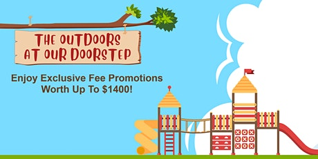Alphabet Playhouse @ East Coast (Preschool) - Enrolment Promotion tickets