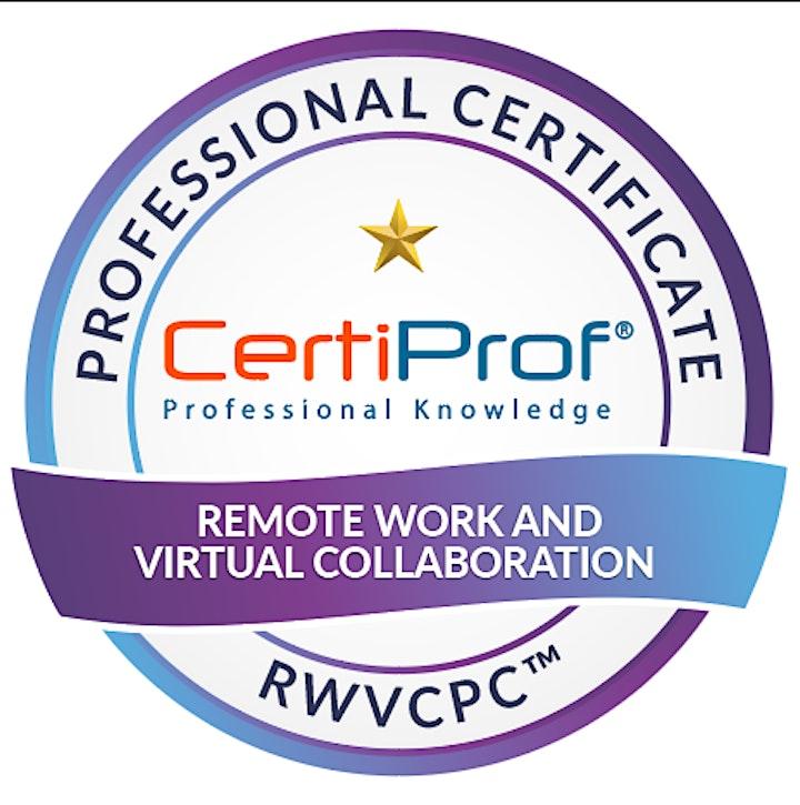 Imagen de Certificación Internacional en Remote Working