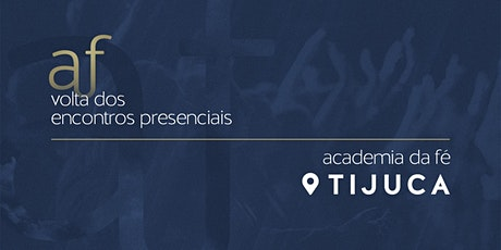 Tijuca | Quinta-feira, 21/01, às 19h30 ingressos