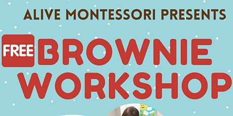 BROWNIE WORKSHOP tickets