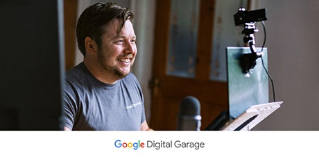 Get Started with Analytics in Partnership with Google Digital Garage tickets